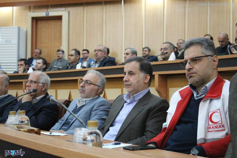 شورای اداری استان گیلان 16 - گزارش تصویری جلسه شورای اداری استان گیلان