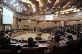 گزارش تصویری جلسه شورای اداری استان گیلان