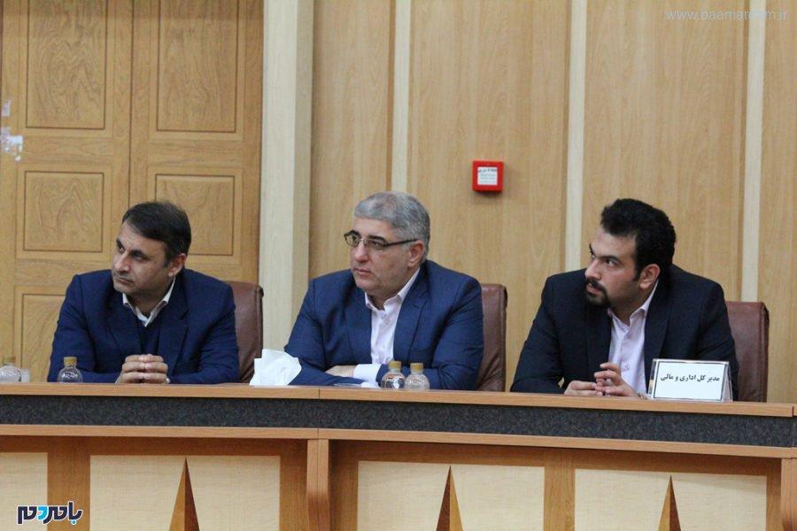شورای اداری استان گیلان 21 - گزارش تصویری جلسه شورای اداری استان گیلان