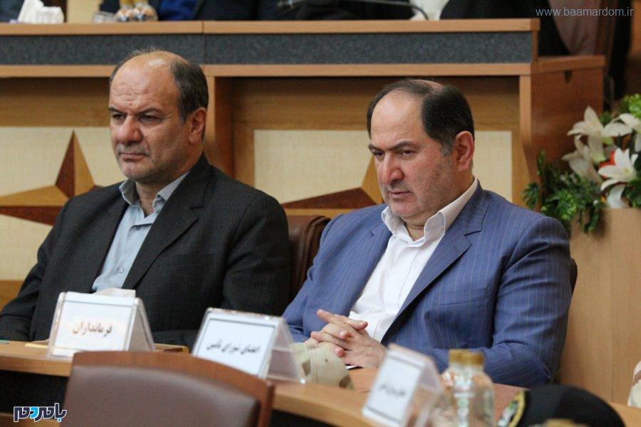 شورای اداری استان گیلان 6 - گزارش تصویری جلسه شورای اداری استان گیلان