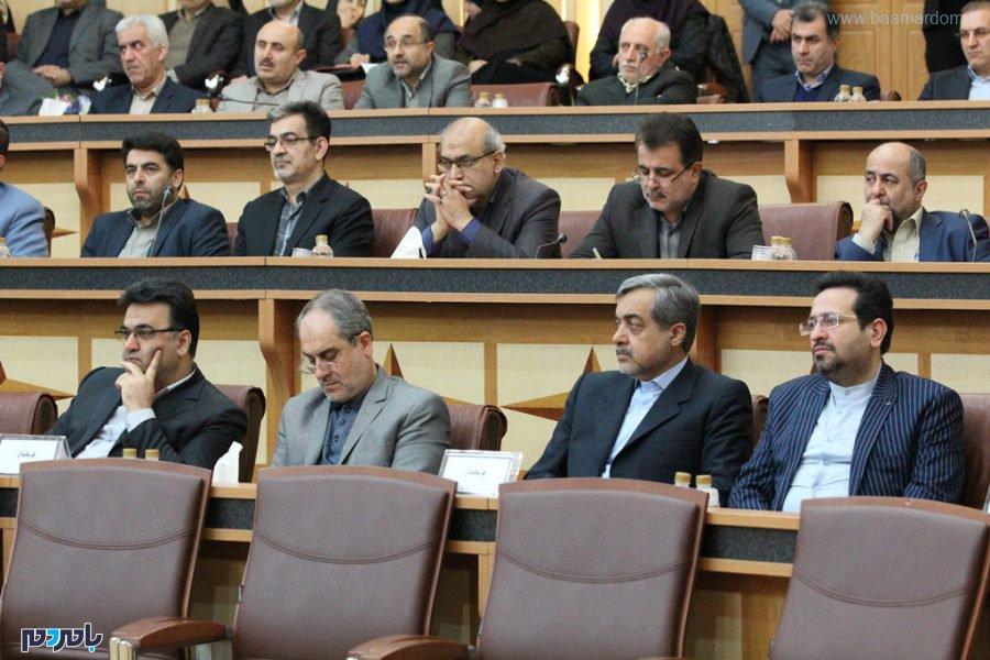 شورای اداری استان گیلان 7 - گزارش تصویری جلسه شورای اداری استان گیلان