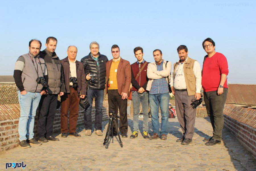برگزاری جلسه عکاسی گروهی در شهرستان لنگرود + تصاویر
