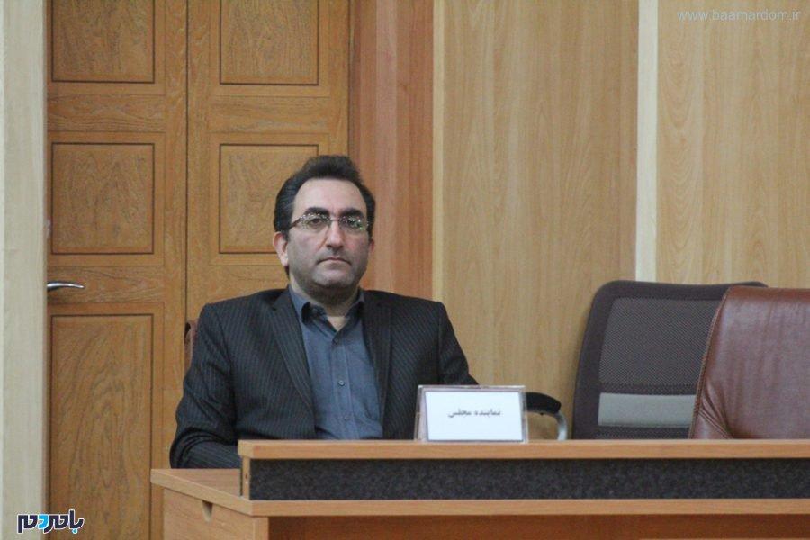 نماینده رودبار 1 - گزارش تصویری جلسه شورای اداری استان گیلان
