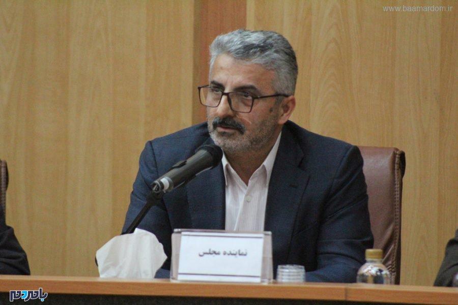 الله نیکفر نماینده لاهیجان - گزارش تصویری جلسه شورای اداری استان گیلان