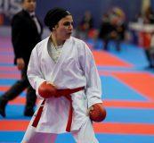 مدال نقره کاراته کای گیلانی در رقابتهای لیگ جهانی اتریش/ ۲ طلا برای ایران