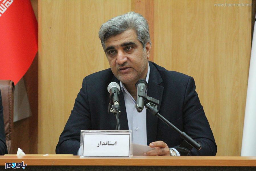 استاندار گیلان - گزارش تصویری جلسه شورای اداری استان گیلان