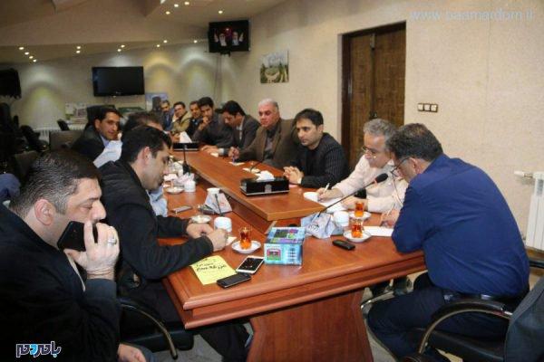 ستاد عملیات زمستانی شهرداری لاهیجان 600x400 - ستاد عملیات زمستانی شهرداری لاهیجان آماده خدمات رسانی است