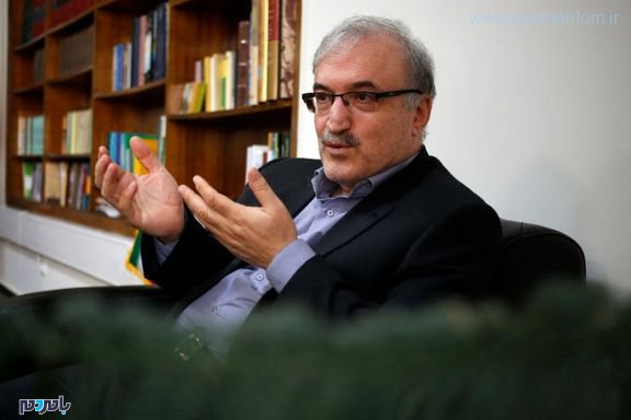 نمکی - معاون نوبخت جانشین وزیر معترض شد + سوابق