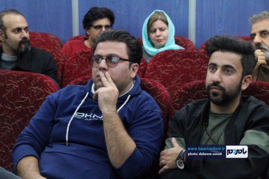 برگزاری شانزدهمین برنامه (سینما آینده) در لاهیجان + تصاویر