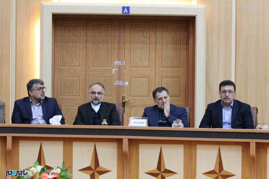 مدیر روابط عمومی استانداری گیلان - گزارش تصویری جلسه شورای اداری استان گیلان