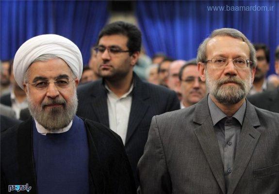 و روحانی 575x400 - ابلاغ یکی از لوایح FATF به رییس جمهور
