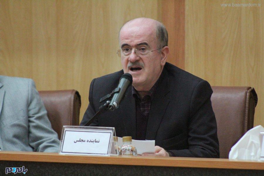لاهوتی نماینده لنگرود - گزارش تصویری جلسه شورای اداری استان گیلان