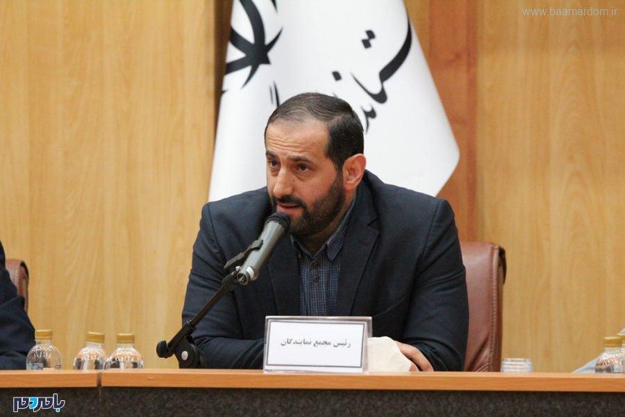 داداشی نماینده آستارا - گزارش تصویری جلسه شورای اداری استان گیلان