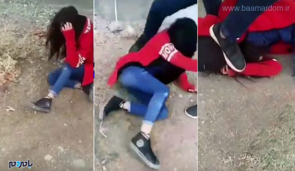 خوردن دختر سیرجانی در اینستاگرام 600x347 - جنجال انتشار ماجرای کتک خوردن دختر سیرجانی در اینستاگرام/ بازداشت عامل کلیپ حاشیه ساز
