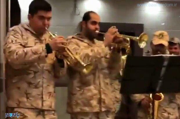واکنش سردار کمالی به یک کلیپ شاد از سربازان