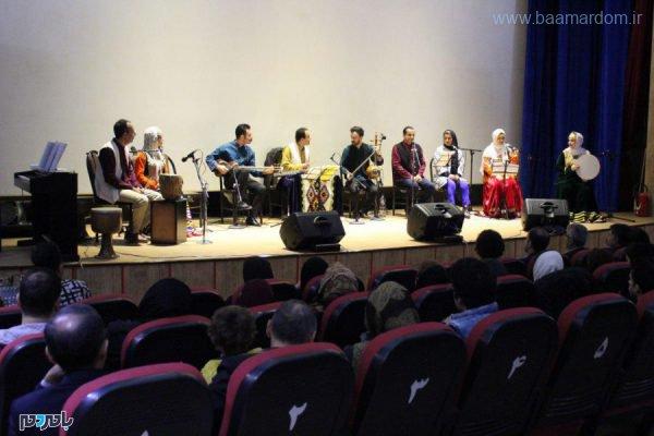 خیریه گروه موسیقی آوای مهر در لاهیجان 2 600x400 - کنسرت خیریه گروه موسیقی آوای مهر در لاهیجان اجرا شد