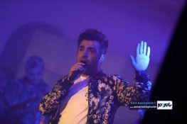 گزارش تصویری کنسرت علیرضا طلیسچی در لاهیجان