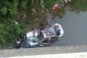 ۵ زخمی در برخورد خودروی سواری با حفاظ پل در کلاچای