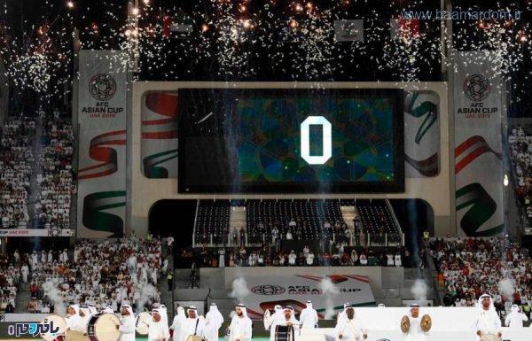 34862 600x385 - تصاویر سانسور شده در افتتاحیه جام ملتهای آسیا +عکس