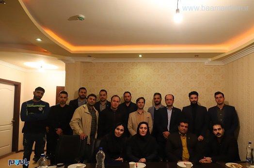 IMG 8081 - اغاز به کار رسمی کمیته راگبی استان گیلان