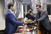 ارائه لایحه بودجه سال ۹۸ شهرداری رشت به شورای اسلامی رشت