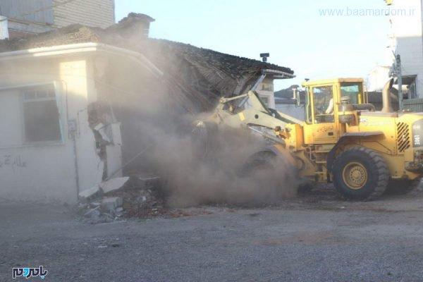 photo ۲۰۱۹ ۰۱ ۱۰ ۱۷ ۳۴ ۰۸ 600x400 - تخریب و آزاد سازی ملک واقع در مسیر خیابان 22 آبان به کاشف شرقی لاهیجان