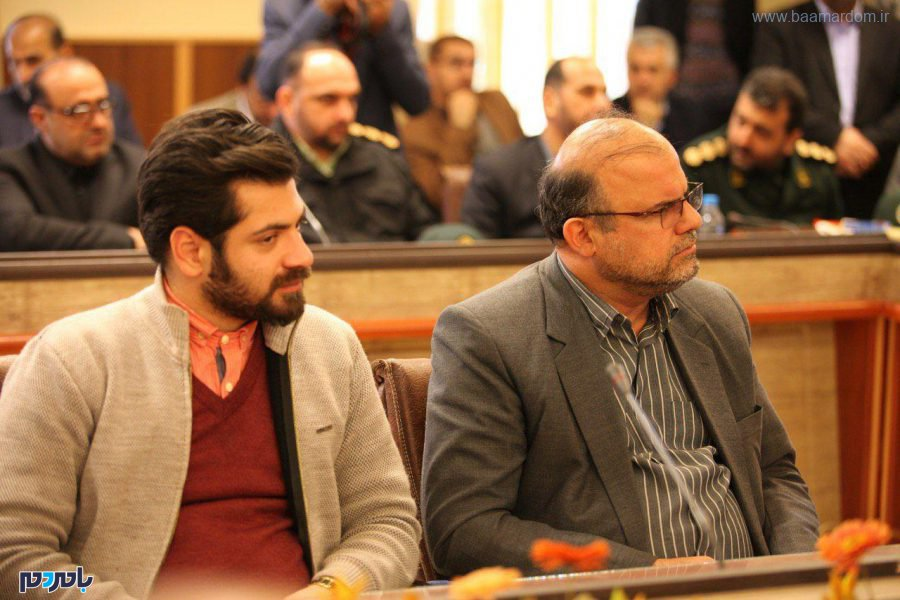 photo ۲۰۱۹ ۰۱ ۲۲ ۲۳ ۳۸ ۴۹ - گزارش تصویری مراسم تودیع و معارفه فرماندار شهرستان لاهیجان
