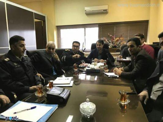 photo 2019 01 07 10 09 57 533x400 - برگزاری جلسه فنی کارگروه ترافیک شهرداری رشت