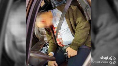 جسد ترسناک میلیاردار سرشناس در ماشین لاکچری ! + عکس ۱۶+