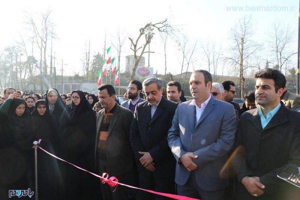 پارک بانوان لاهیجان 1 600x400 - پارک بانوان لاهیجان توسط فرماندار و مدیریت شهری افتتاح شد + تصاویر