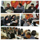 برگزاری جلسه شورای عالی سرمایهگذاری در شهرداری لنگرود