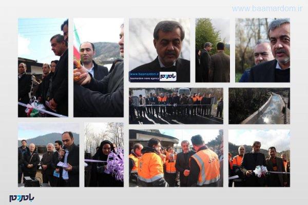 از پنج پروژه عمرانی در بخش مرکزی لاهیجان 600x400 - بهرهبرداری از پنج پروژه عمرانی در بخش مرکزی لاهیجان + تصاویر