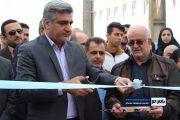 بهره برداری از دو پروژه گردشگری و یک پروژه عمرانی در شهرستان لاهیجان + گزارش تصویری