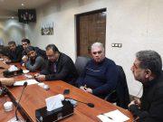 جلسه ستاد عملیات زمستانی شهرداری لاهیجان برگزار شد