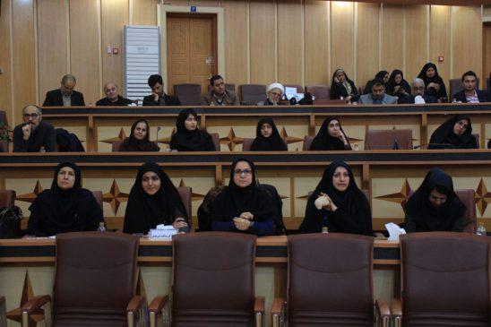 گزارش تصویری جلسه فعالین اجتماعی و خانواده گیلان با معاون امور بانوان رئیس جمهور