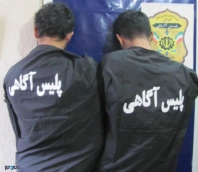 دستگیری قاتلان مادر و دختر املشی