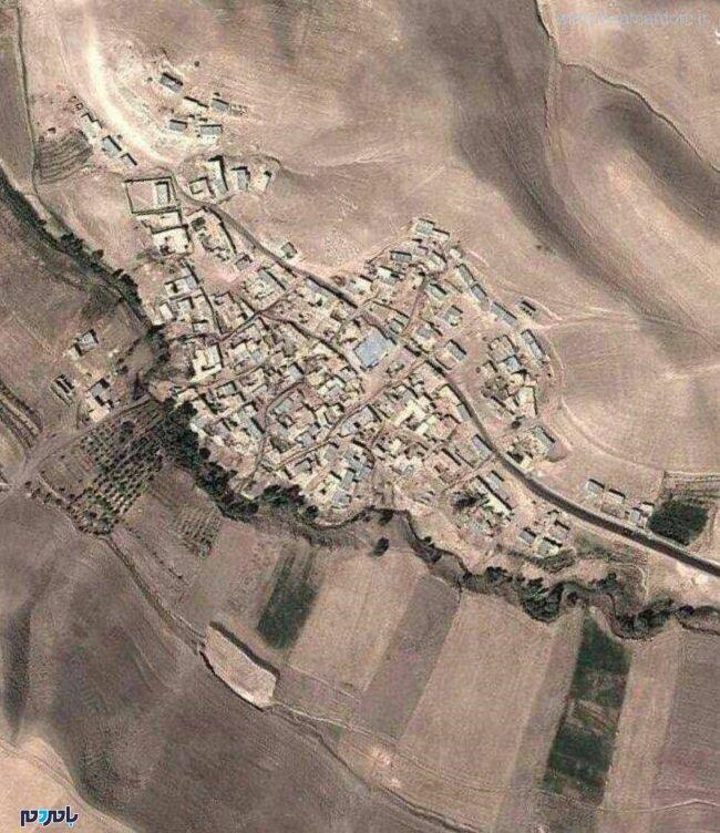 روستایی که یک ایران کوچک است