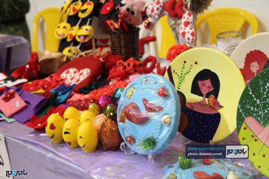 بازارچه خیریه نارون در لاهیجان 10 - سومین بازارچه خیریه نارون در لاهیجان برپا شد / گزارش تصویری