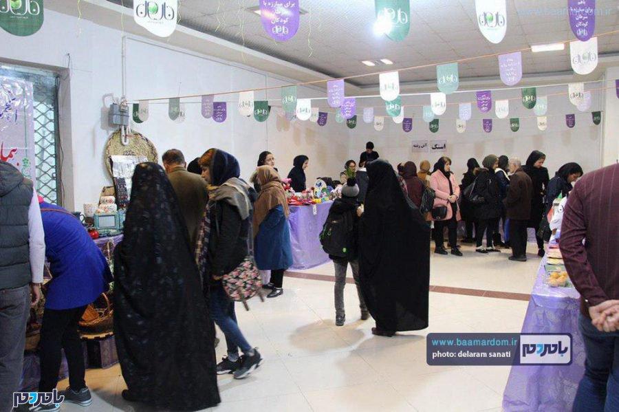 بازارچه خیریه نارون در لاهیجان 14 - سومین بازارچه خیریه نارون در لاهیجان برپا شد / گزارش تصویری