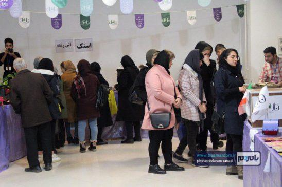 سومین بازارچه خیریه نارون در لاهیجان برپا شد / گزارش تصویری