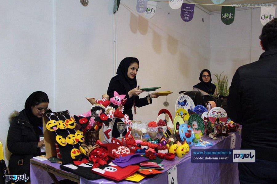 بازارچه خیریه نارون در لاهیجان 4 - سومین بازارچه خیریه نارون در لاهیجان برپا شد / گزارش تصویری