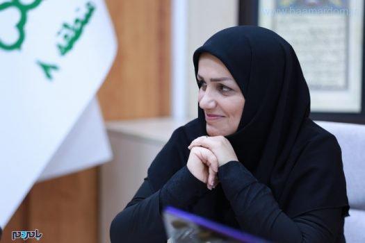 یک گیلانی شهردار منطقه ۸ تهران شد