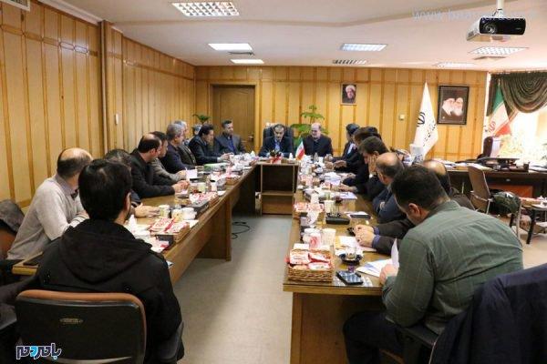 جلسه کارگروه تخصصی اقتصادی استان گیلان 2 600x400 - روند ایجاد منطقه ویژه اقتصادی در چاف و چمخاله لنگرود بررسی شد
