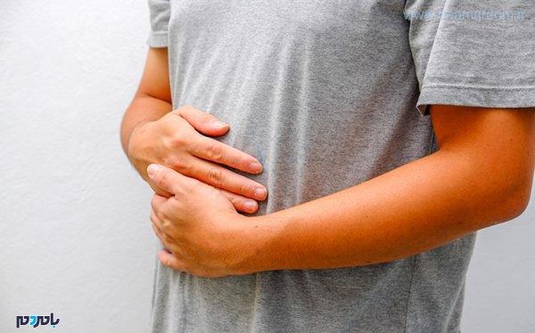 گاز معده شکم درد 600x374 - علل افزایش گاز معده و دارویی جهت درمان آن
