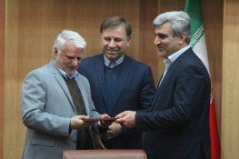 گزارش تصویری تودیع و معارفه معاون سیاسی امنیتی استانداری گیلان