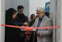 گزارش تصویری برگزاری نمایشگاه چهل عکس برتر به مناسبت چهلمین سالگرد پیروزی شکوهمند انقلاب اسلامی ایران در رشت