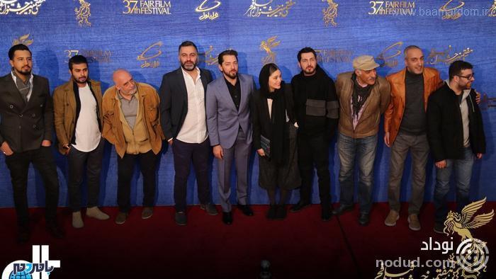 بانوی افغان بد لباس جشنواره فجر باز هم خبر ساز شد ! + عکس