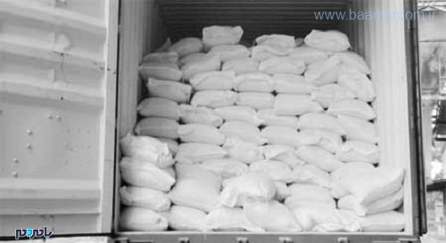 ۱۱ تن آرد قاچاق در آستارا کشف شد