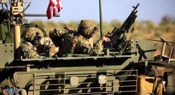 امریکا 600x325 - ربات ها به ارتش آمریکا ملحق می شوند