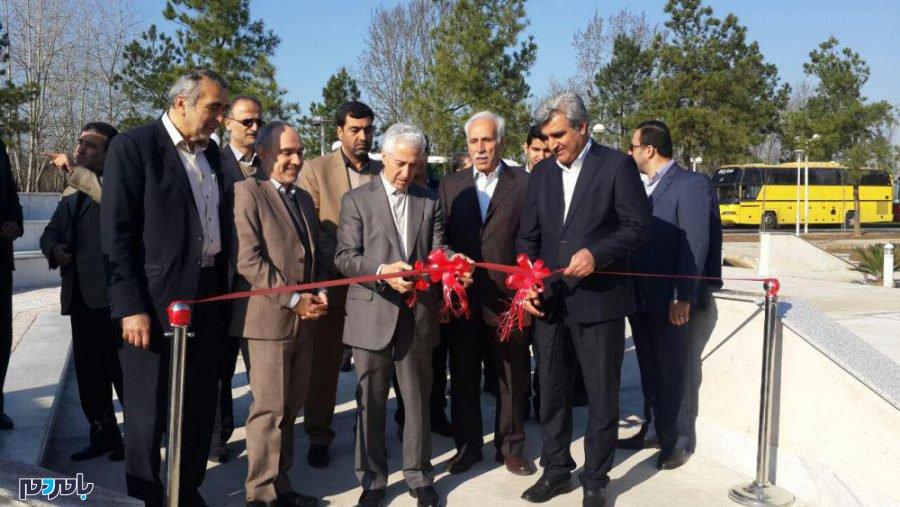 افتتاح و آغاز عملیات اجرایی چند طرح علمی پژوهشی دانشگاه گیلان